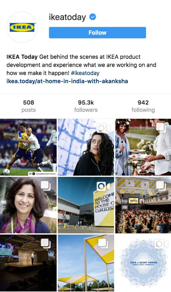 ikeatoday instagram account