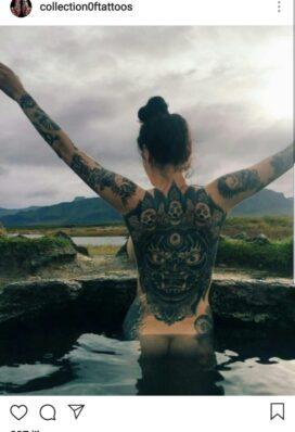 tattoos instagram account buy