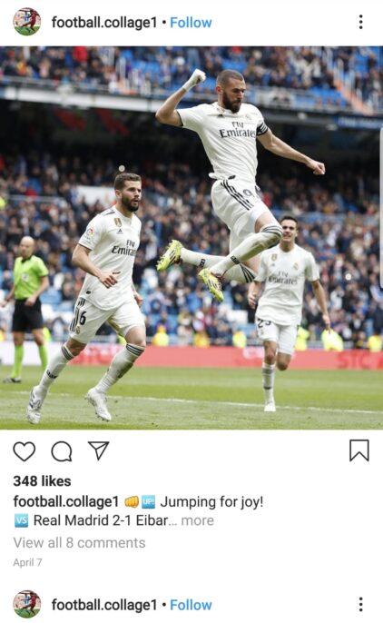 buy instagram account football