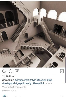 sell instagram page style