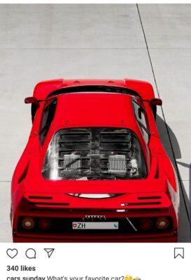 cars buy instagram account 2